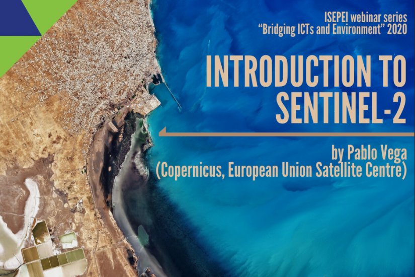 Introduction to the use of Sentinel-2