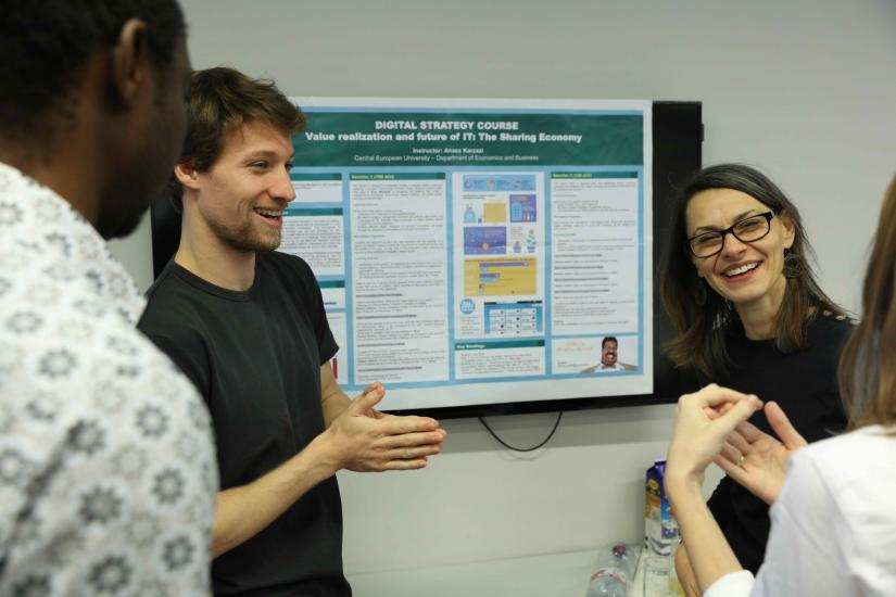 Academic Poster Session