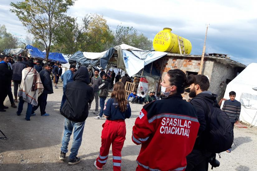 Aid to Refugees and Migrants Stuck outside the EU: A Field Report from Bihać, Bosnia-Herzegovina
