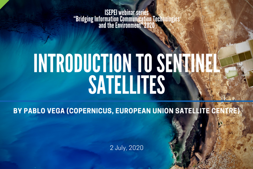 Introduction to Sentinel Satellites