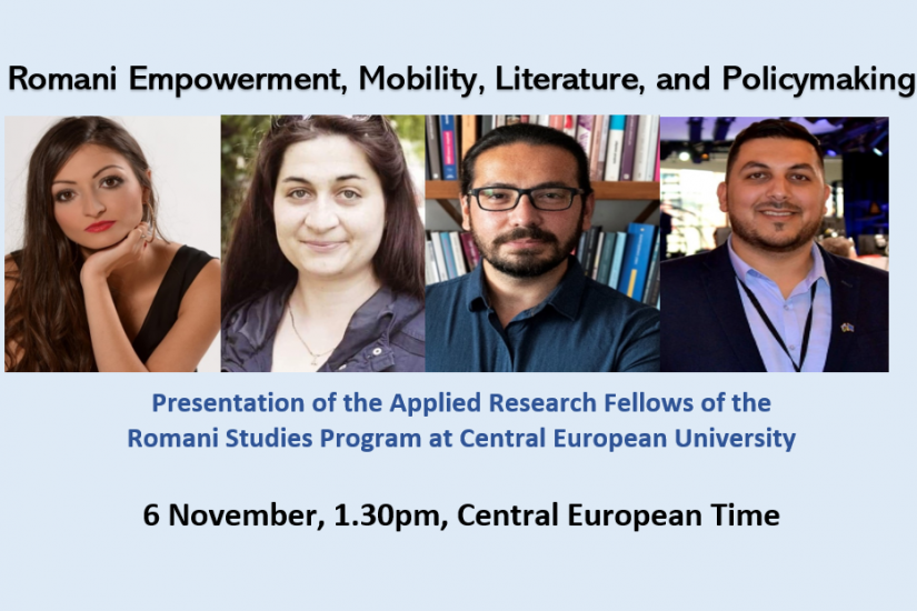 Romani Empowerment, Mobility, Literature, and Policymaking
