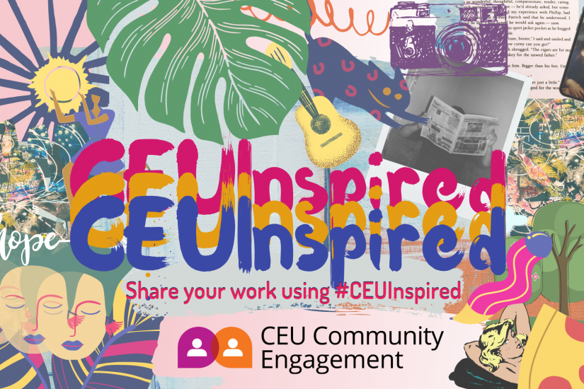 CEUInspired Campaign poster