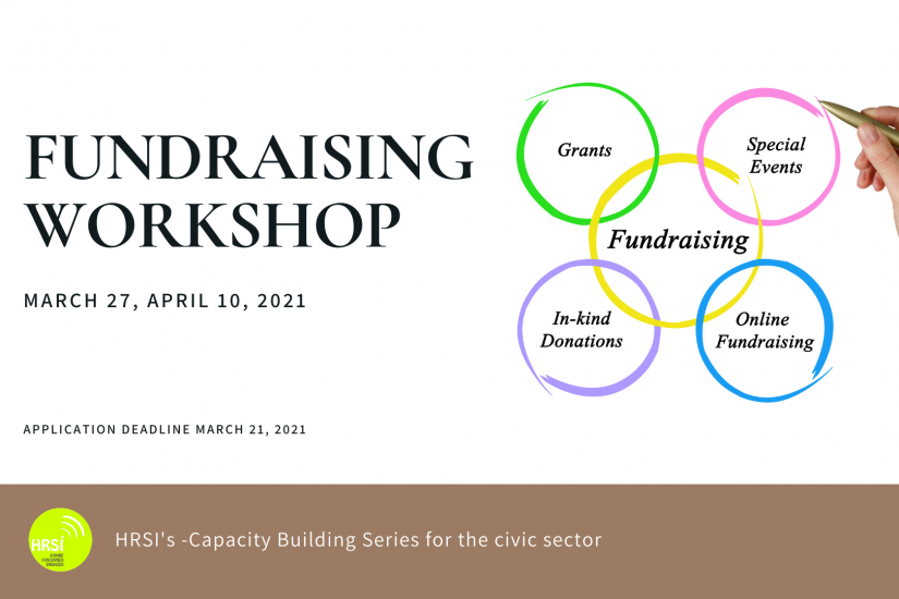 fuNDRAISING WORKSHOP