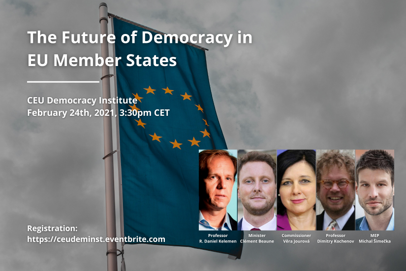 The Future of Democracy in EU Member States