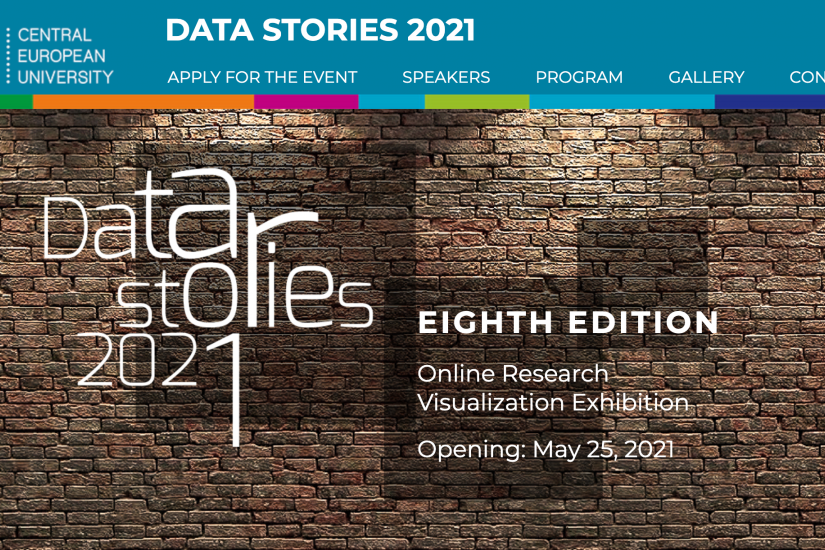 Data Stories at CEU 8th Edition