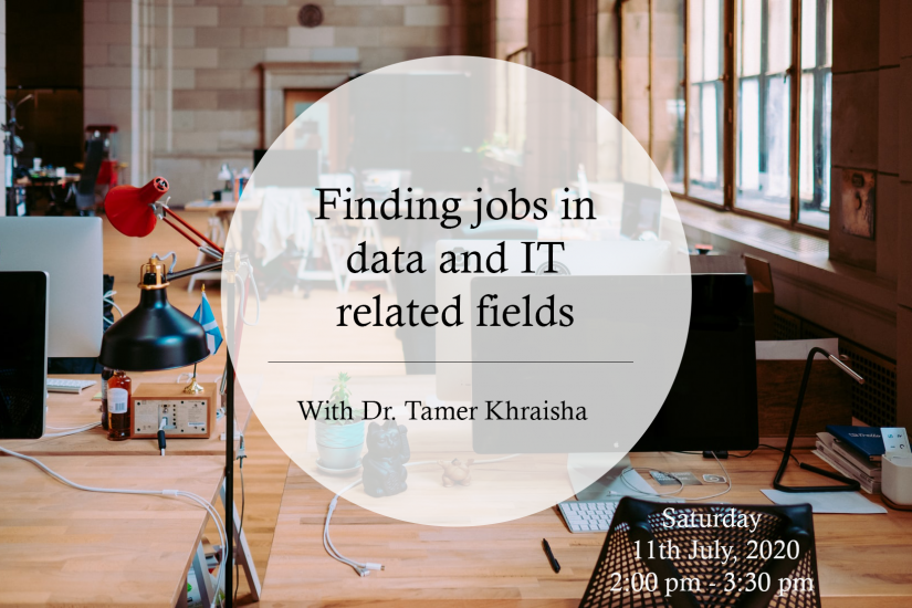 Finding jobs in data and IT related fields