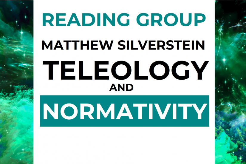 Reading Seminar on Teleology and Normativity