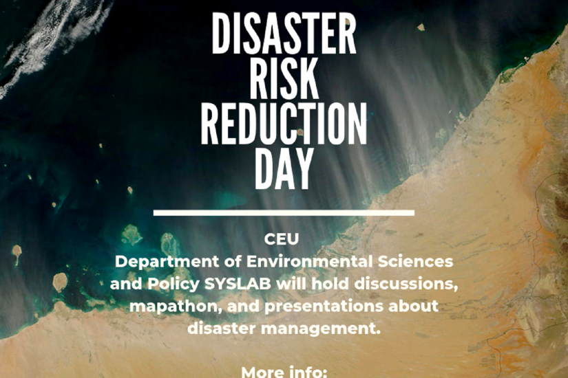 DRR Day at CEU