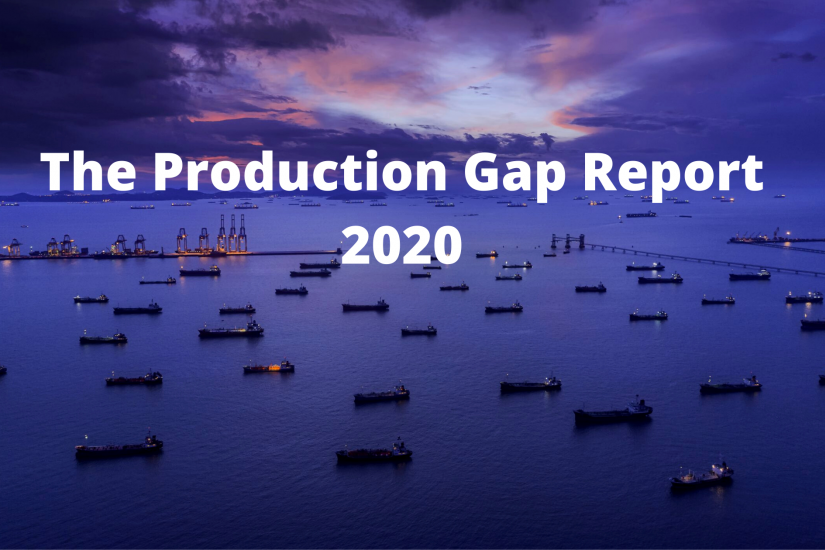 United Nations Environment Programme (2020). Production Gap Report 2020 - Executive summary. Nairobi
