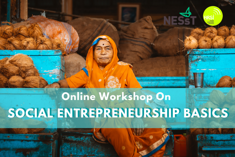 Workshop on Social Entrepreneurship basics